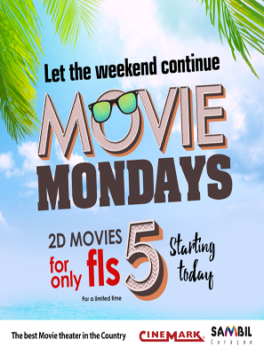 Cinemark Monday Special